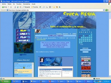 Template Abril 2005