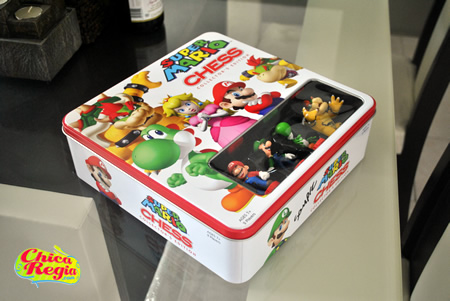 Super Mario Chess Collector's Edition Board Game