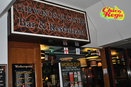 Restaurant Bar El Castillo de Windsor