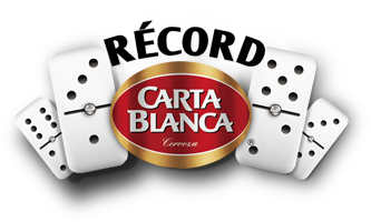 Record Guinness Carta Blanca