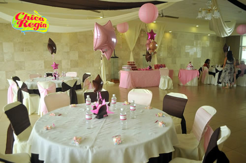 Decoracion de salones de fiesta para baby shower 1 wall - Decoracion de salones para fiestas ...