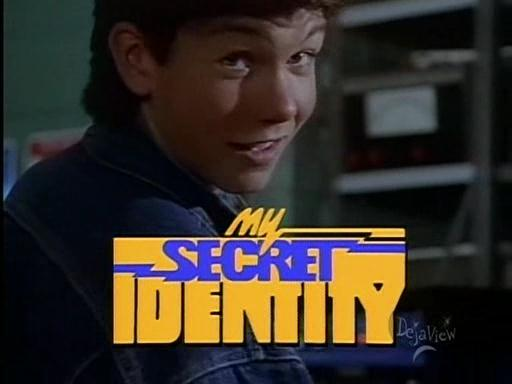 my secret identity msi mi identidad secreta serie TV 80s 90s