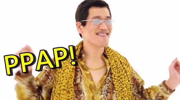 PPAP Pen Pineapple Apple Pen Tiko-Taro DJ Kosaka Daimaou
