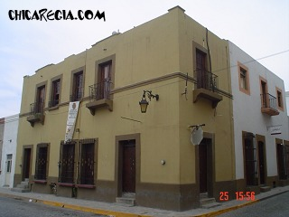 Casa del Barrio Antiguo