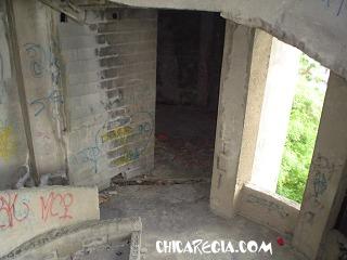 La casa de los tubos en Contry La Escondida
