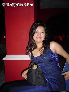 Yo con el vestido de la cuarta puesta