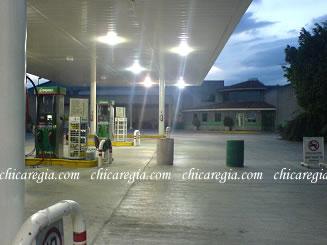 Gasolinera de Felix U. Gomez y Aramberri