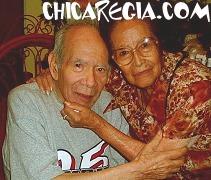 Mi abuela Belen y mi tío Juan