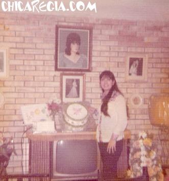 Mama en 1974