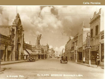 Monterrey Antiguo