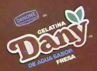 Gelatinas Dany