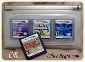 Mi Nintendo DS Gold