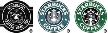 Historia del logotipo de Starbucks