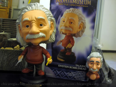 Monitos Einstein