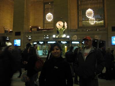 Chica Regia en Nueva York