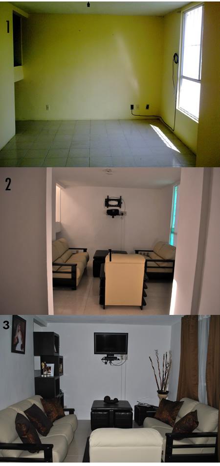 Evolución de mi sala