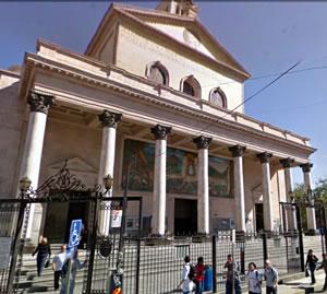 Basilica Nuestra Señora del Roble Monterrey