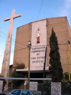 Parroquia San Pedro Apostol Monterrey