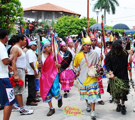 Carrera de Judas Coatzintla Veracruz