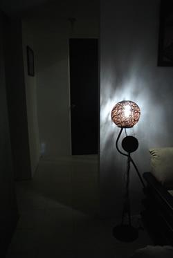 Mi lampara de la sala divertida