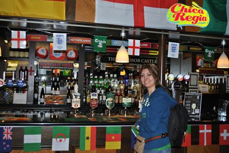 Restaurant Bar El Castillo de Windsor