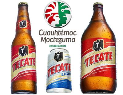 Nueva imagen Cerveza Tecate TKT