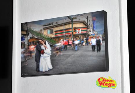 Canvas y fotografia en Lienzo de Graphobit