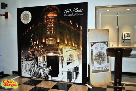 Centenario del Gran Hotel Ancira
