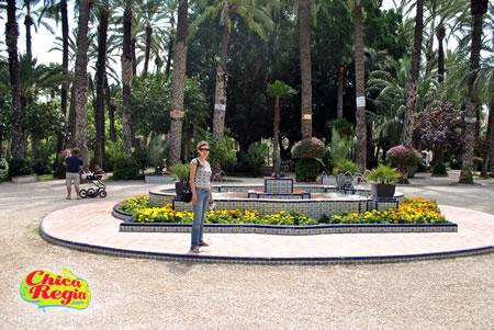 Parque Municipal de Elche o Parque de los Patos