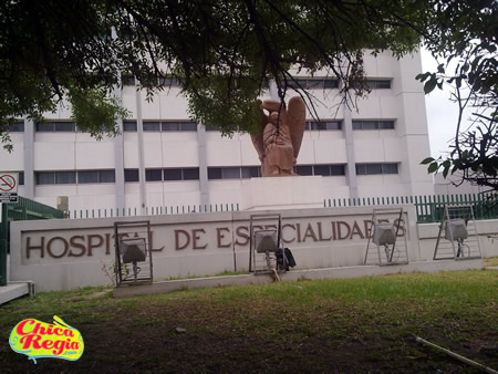 Hospital  de Especialidades no. 25 del IMSS
