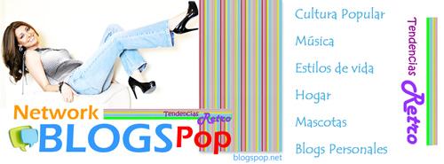 Blogs Pop Network publicidad