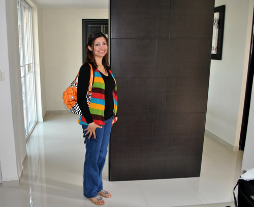 Candy Belen 7 semanas embarazo