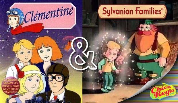 clementine bosque magico la burbuja azul symvanian families caricaturas anime latino español
