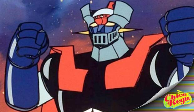 mazinger z 1986 Mexico caricatura anime afrodita