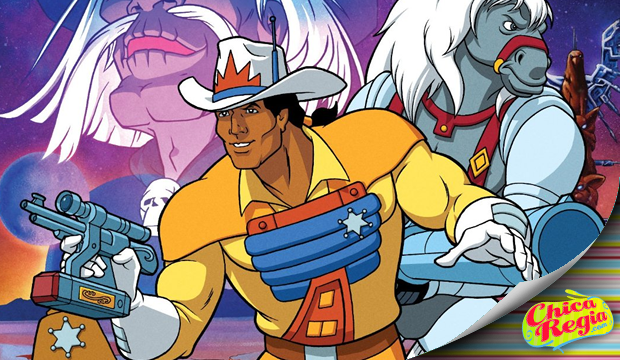Bravestarr anime opening caricatura español latino