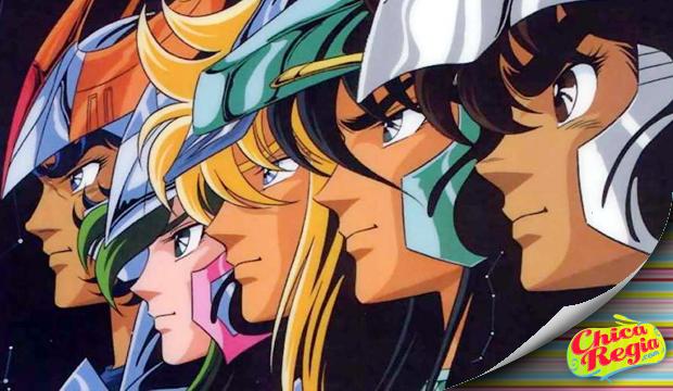 caballeros del zodiaco anime caricatura opening Hd 4K intro español latino