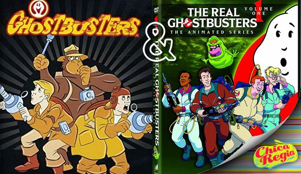 verdaderos cazafantasmas real ghostbusters filmation opening