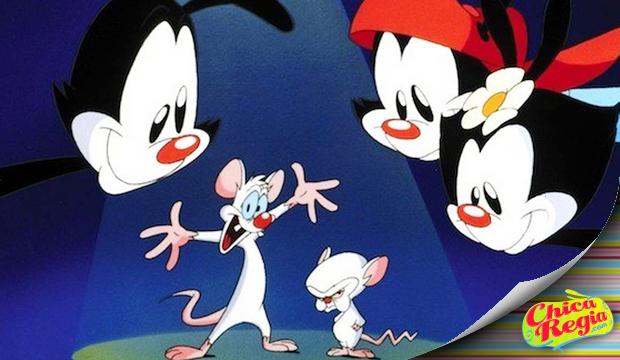 Pinky y Cerebro Animaniacs opening intro español latino