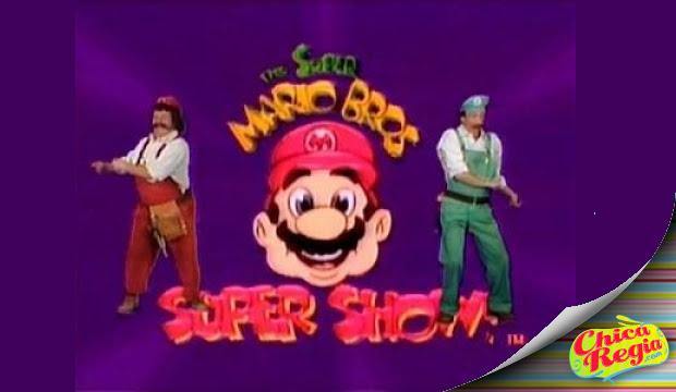 super mario super show ending opening