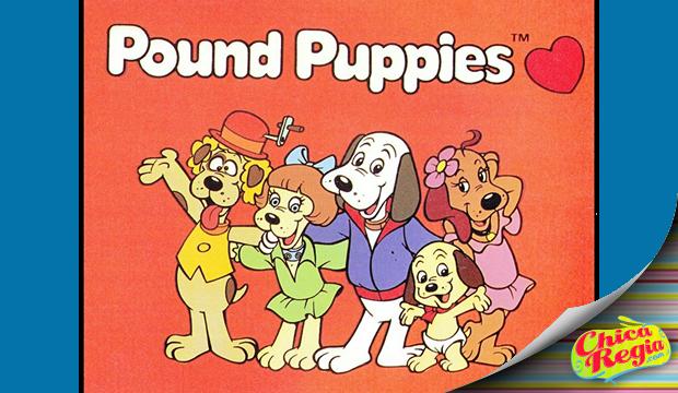 new pound puppies caricatura retro anime opening ending lyric