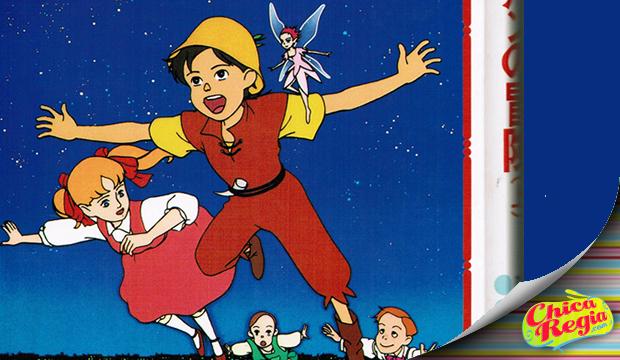 Peter Pan serie animada intro opening