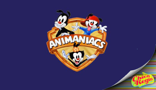 Animaniacs intro opnening 4K HD español