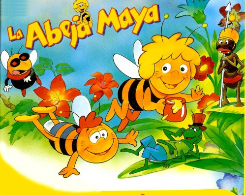 abeja maya intro español
