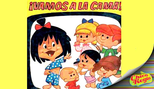 familia telerin vamos cama cancion caricatura 1966 mago sueños