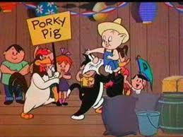 el festival de porky caricatura