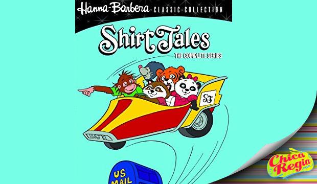 rescatadores shirt tales serie animada caricatura opening intro HD español latino