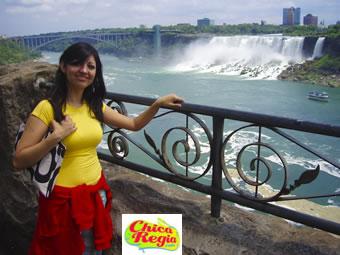 niagara falls Canada viaje chicaregia.com