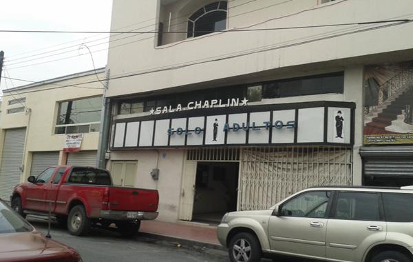 cinesala chaplin monterrey
