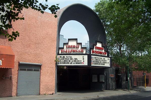 cine cinema hollywood monterrey centro