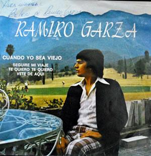 Ramiro Garza baladista Monterrey Mexico